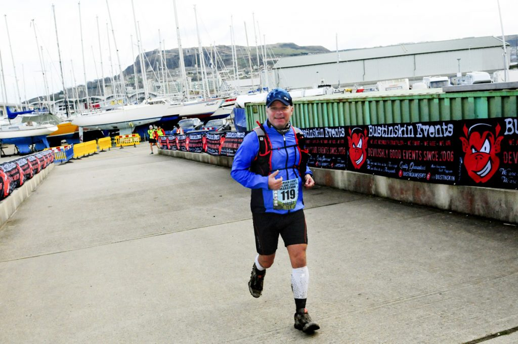 Darren Smith Marathon Dedication