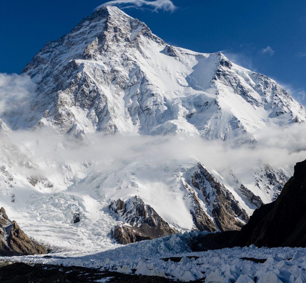Grace McDonald  K2 Mountain