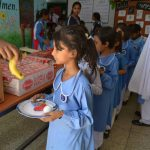 Children's Food Programme in Pictures